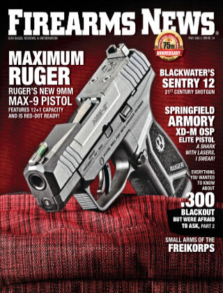 Firearms News Volume 75, Issue 10