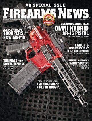 Firearms News Volume 75, Issue 11