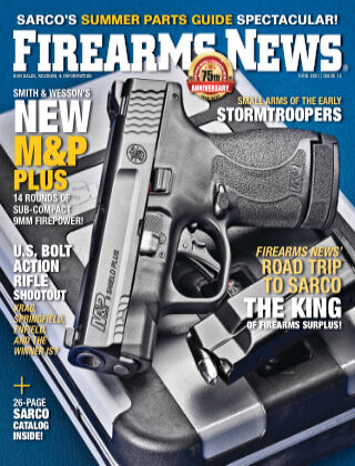 Firearms News Volume 75, Issue 12