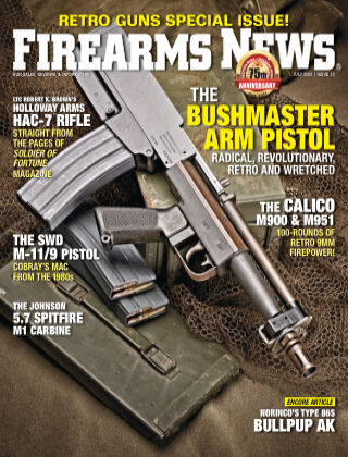 Firearms News Volume 75, Issue 13