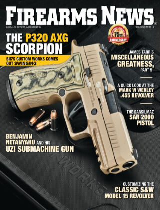 Firearms News Volume 75, Issue 14