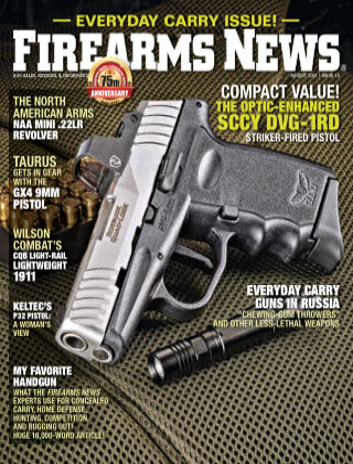 Firearms News Volume 75, Issue 15