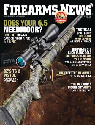 Firearms News Volume 75, Issue 16
