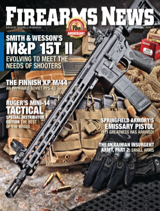Firearms News Volume 75, Issue 17
