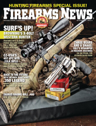 Firearms News Volume 75, Issue 18