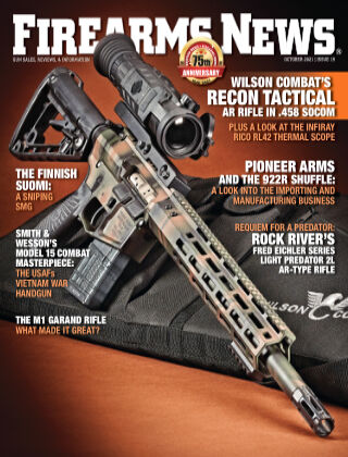 Firearms News Volume 75, Issue 19