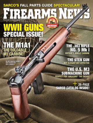 Firearms News Volume 75, Issue 20