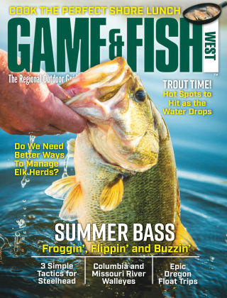 Game & Fish - West June & July 2020