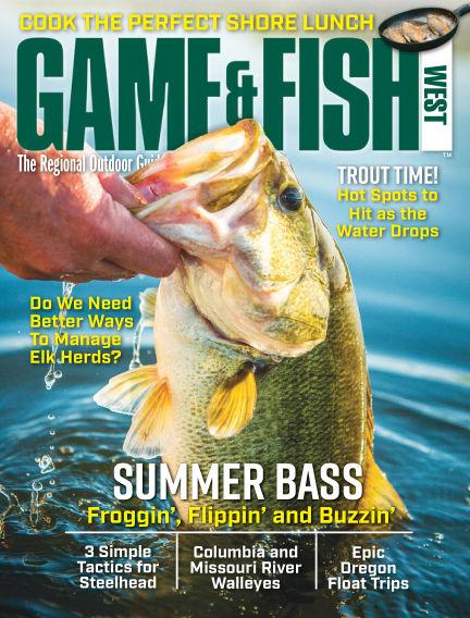 Game & Fish - West June 03, 2020 00:00