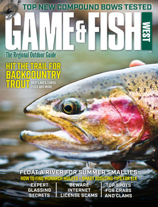 Game & Fish - West August 2020