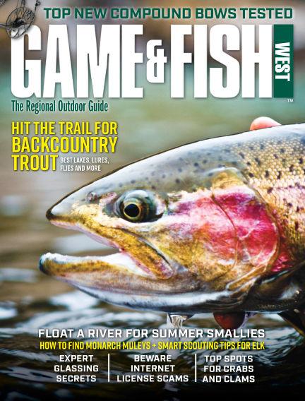 Game & Fish - West June 30, 2020 00:00