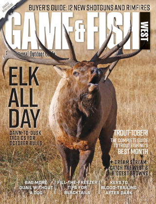 Game & Fish - West October 2020