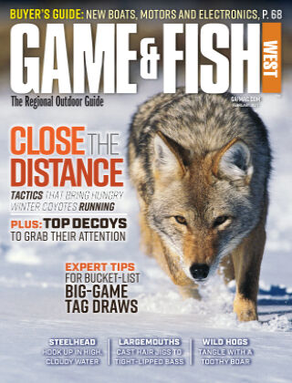 Game & Fish - West February 2021