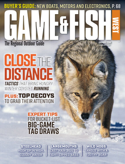 Game & Fish - West January 12, 2021 00:00