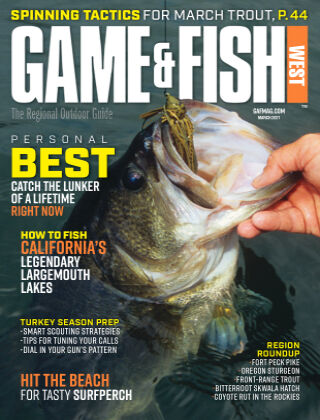 Game & Fish - West March 2021