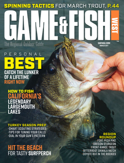 Game & Fish - West February 09, 2021 00:00