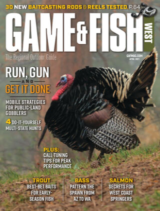 Game & Fish - West April 2021