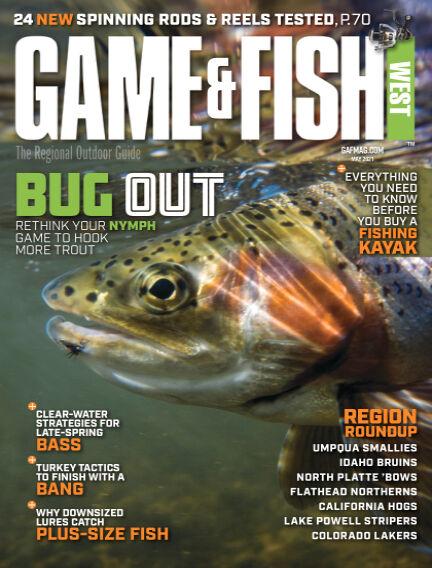 Game & Fish - West April 13, 2021 00:00