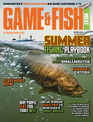 Game & Fish - West June/July