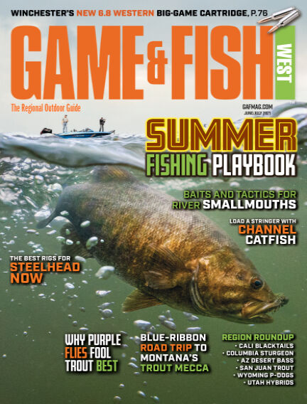 Game & Fish - West May 18, 2021 00:00