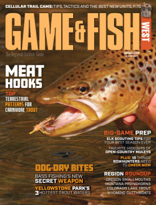 Game & Fish - West August