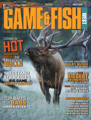 Game & Fish - West September