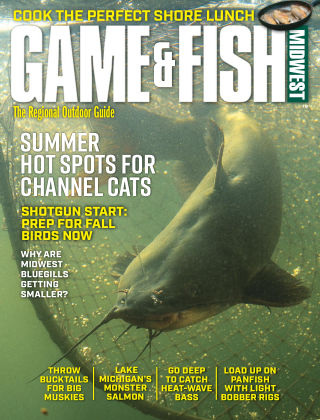 Game & Fish - Midwest June & July 2020
