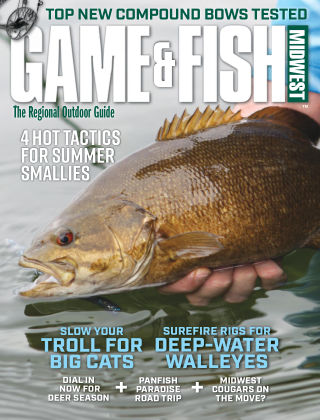 Game & Fish - Midwest August 2020