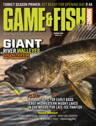 Game & Fish - Midwest March 2021