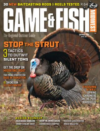 Game & Fish - Midwest April 2021