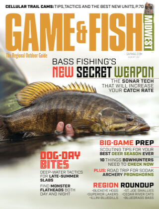 Game & Fish - Midwest August