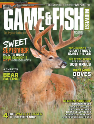 Game & Fish - Midwest September
