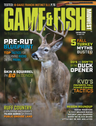 Game & Fish - Midwest October