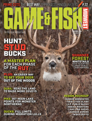 Game & Fish - Midwest November