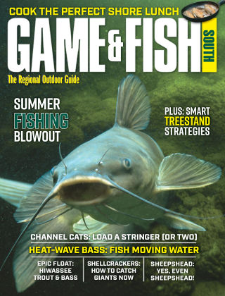 Game & Fish - South June & July 2020