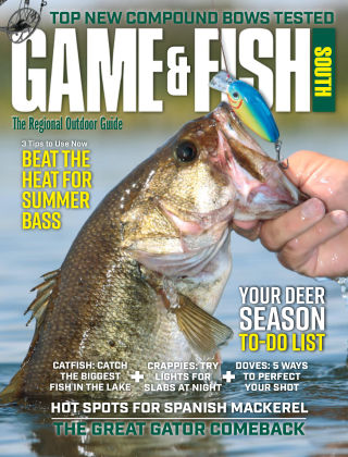 Game & Fish - South August 2020