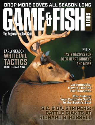 Game & Fish - South September 2020