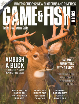 Game & Fish - South October 2020