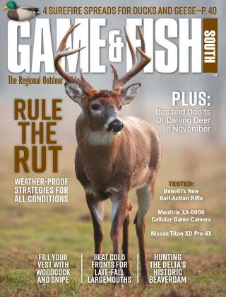 Game & Fish - South November 2020