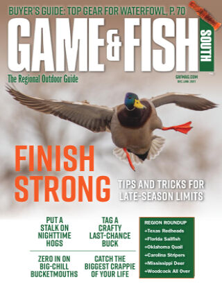 Game & Fish - South Dec/Jan 2020