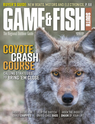 Game & Fish - South February 2021