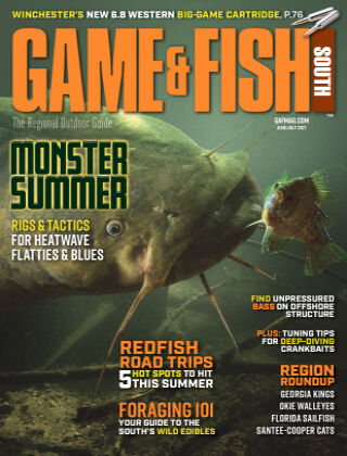 Game & Fish - South June/July