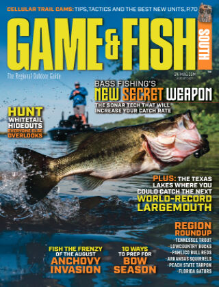 Game & Fish - South August