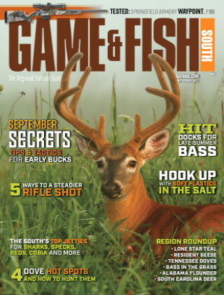 Game & Fish - South September 2021