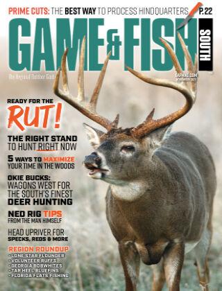 Game & Fish - South November