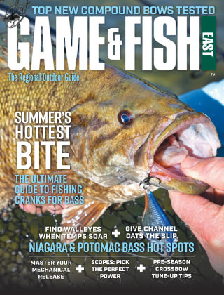 Game & Fish - East August 2020