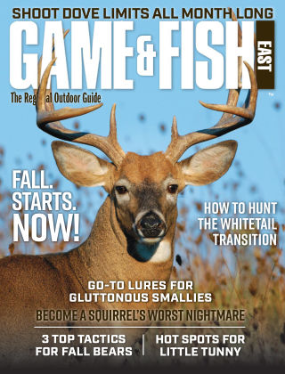 Game & Fish - East September 2020