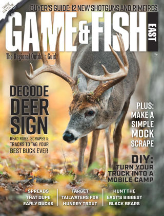 Game & Fish - East October 2020