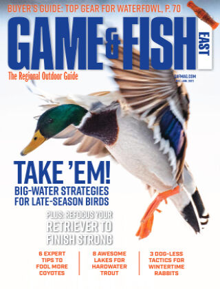 Game & Fish - East December/January