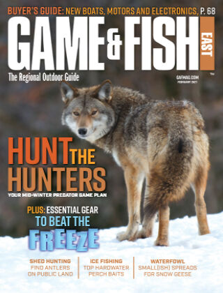 Game & Fish - East February 2021